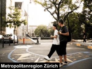 metropolitanregion zuerich