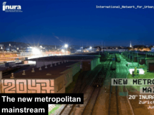 the new metropolitan mainstream