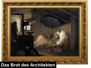 das brot des architekten