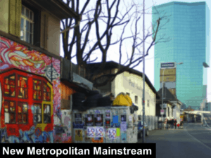 new metropolitan mainstream