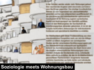 soziologie meets wohnungsbau