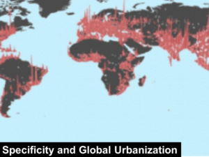 specificity and global urbanization