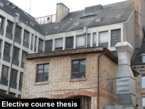 elective course thesis