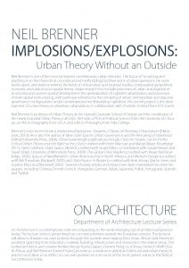 neil brenner imposions-explosions