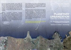 planetary urbanization research conference
