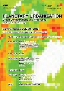 planetary urbanization summer school 1